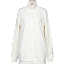 《期間限定 セール開催中》FENTY PUMA by RIHANNA レディース スウェットシャツ アイボリー 8 ポリエステル 100%