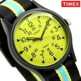 今ならポイント最大30倍! タイメックス 時計 MK1 カリフォルニア メンズ レディース 腕時計 TW2T25700 TIMEX イエロー×ブラック