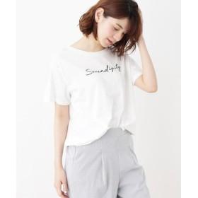 HusHusH / ハッシュアッシュ ロゴTシャツ