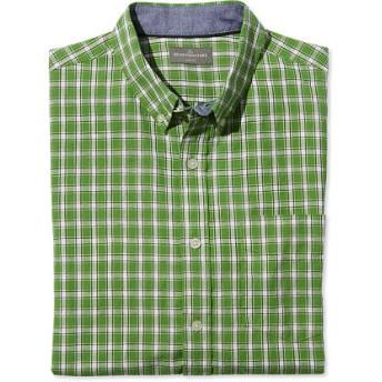 シグネチャー・コットン/リネン・シャツ、スリム・フィット/Signature Cotton/Linen Shirt Slim Fit