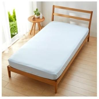 全サイズ均一価格。【日本製】綿100%ボックスタイプシーツ(マットレス用) ベッドシーツ・敷布団カバー