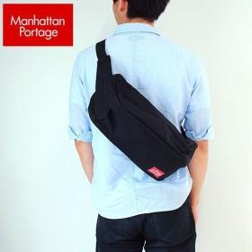 Manhattan Portage マンハッタンポーテージ ウエストポーチ MP1106 WAIST BAG メンズ レディース 男女兼用 かばん カバン 鞄 黒 ブラック
