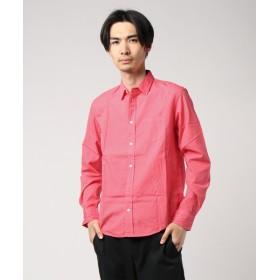 FRANK & EILEEN / PAUL カジュアルシャツ ピンク/MEDIUM(エストネーション)◆メンズ シャツ/ブラウス