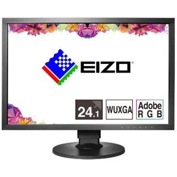 EIZO 24.1型カラーマネージメント液晶モニター ColorEdge CS2420-ZBK