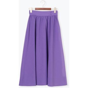 【6,000円(税込)以上のお買物で全国送料無料。】Pサップロングギャザースカート