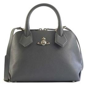 ヴィヴィアンウエストウッド Vivienne Westwood42010026 BALMORAL GREYハンドバッグ【】【新品/未使用/正規品】