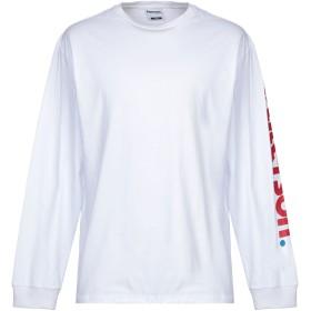 《セール開催中》PATERSON メンズ T シャツ ホワイト L コットン 100%