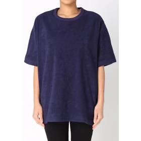 THING FABRICS 【THING FABRICS/シングファブリックス】5チェンジクロスT シャツ Tシャツ・カットソー,Navy