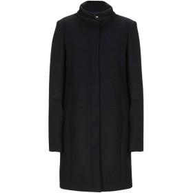 《期間限定 セール開催中》PATRIZIA PEPE レディース コート ブラック 40 ウール 75% / ナイロン 20% / 指定外繊維 5%