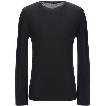 《セール開催中》ISABEL BENENATO メンズ T シャツ ダークブルー S コットン 100%