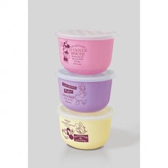 ミニーマウス 離乳食保存ケース(3個セット)(ミニーマウス)