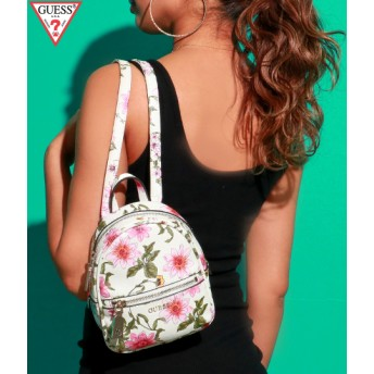 【セール開催中】ANAP(アナップ)GUESS DETAIL FLORAL MINI BACKPACK