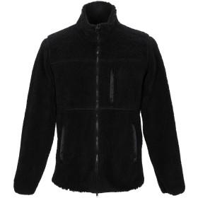 《期間限定セール開催中!》DANIELE ALESSANDRINI HOMME メンズ スウェットシャツ ブラック 46 ポリエステル 68% / アクリル 32%