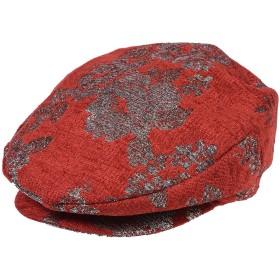 《期間限定セール中》ROSE' A POIS レディース 帽子 レンガ one size アクリル 58% / ポリエステル 20% / 金属 12% / ナイロン 10%