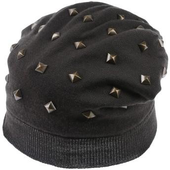 《期間限定セール開催中!》DOLCE & GABBANA レディース 帽子 ダークブラウン one size カシミヤ 100%