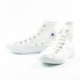 フットプレイス コンバース オールスター ライト ハイ CONVERSE ALL STAR LIGHT HI ユニセックス ホワイト 25cm 【FOOT PLACE】