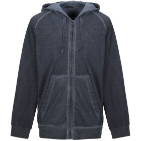 《期間限定セール開催中!》CROSSLEY メンズ スウェットシャツ ダークブルー L コットン 100%