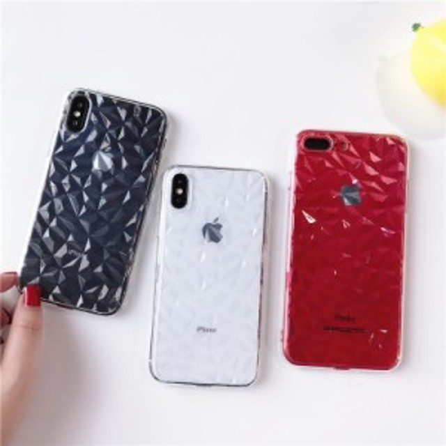 送料0★シンプル クリア ユニセックス iPhone6 iPhone7 iPhone8 iPhoneX iPhoneXR iPhoneXS iPhoneXS Max ケース iPhoneケース