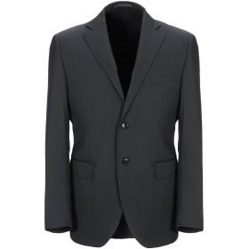 《セール開催中》BRANDO メンズ テーラードジャケット ブラック 50 バージンウール 60% / ポリエステル 39% / ポリウレタン 1%