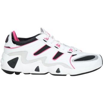 《セール開催中》ADIDAS ORIGINALS メンズ スニーカー&テニスシューズ(ローカット) ホワイト 6.5 革 / 紡績繊維 FYW S-97