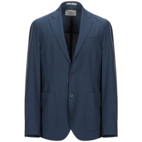 《期間限定セール開催中!》CC COLLECTION CORNELIANI メンズ テーラードジャケット ダークブルー 46 バージンウール 100%