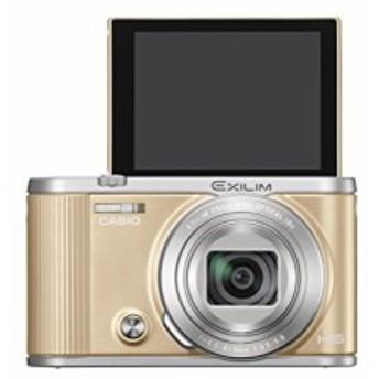 CASIO デジタルカメラ EXILIM EX-ZR1800GD 自分撮り・みんな撮りが簡単 シャッターを押すだけでキレイに撮れる 中古品 アウトレット