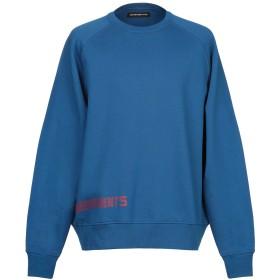 《期間限定 セール開催中》DEPARTMENT 5 メンズ スウェットシャツ ブライトブルー S コットン 100%