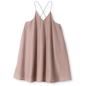【40%OFF】 ブランシェス スパゲッティストラップジャンパースカート(90~150cm) レディース ピンク 90cm 【branshes】 【セール開催中】