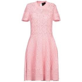 《9/20まで! 限定セール開催中》PHILIPP PLEIN レディース ミニワンピース&ドレス ピンク XS コットン 100%