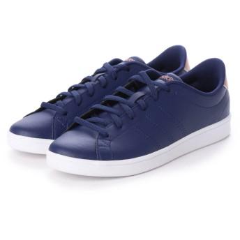 アディダス adidas アディダス VALCLEAN QT W F97212D. BLUE -23.0 (D.BLUE)