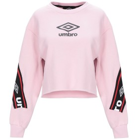 《送料無料》UMBRO レディース スウェットシャツ ピンク XS コットン 100%