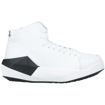 《期間限定セール開催中!》CINZIA ARAIA メンズ スニーカー&テニスシューズ(ハイカット) ホワイト 39 革