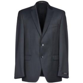 《期間限定 セール開催中》DIGEL メンズ テーラードジャケット 鉛色 50 バージンウール 100%