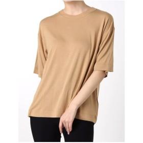 MURUA ベーシックTシャツ(ブラウン)