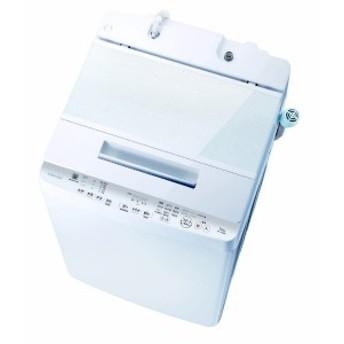 東芝 TOSHIBA 全自動洗濯機 「ZABOON/ザブーン」 [洗濯12.0kg/インバーターモーター搭載] AW-12XD8-Wグランホワイト