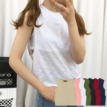 Tシャツ - VIVID LADY ノースリーブ tシャツ レディース Tシャツ 無地 ノースリーブ tシャツ レディース ノースリーブ トップスtシャツレディースおしゃれ ノースリーブ レディース tsdo0536