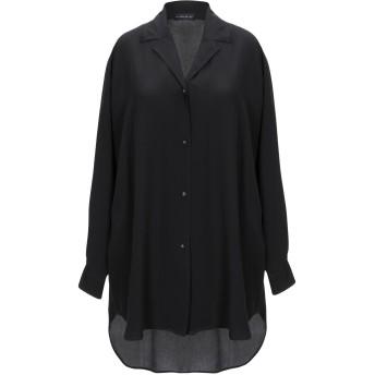 《期間限定セール開催中!》ETRO レディース シャツ ブラック 40 シルク 100%
