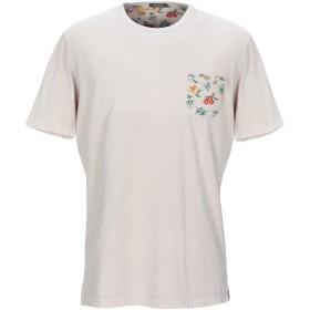 《セール開催中》FERRANTE メンズ T シャツ ベージュ 52 コットン 100%