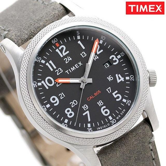 745bc0304a タイメックス 時計 アライド LT メンズ 腕時計 TW2T33200 TIMEX ブラック×グレー