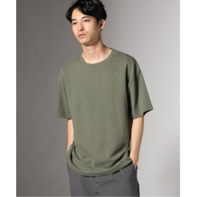 【50%OFF】 ジャーナルスタンダード C/NY PONTI ビッグ Tシャツ メンズ カーキ S 【JOURNAL STANDARD】 【セール開催中】