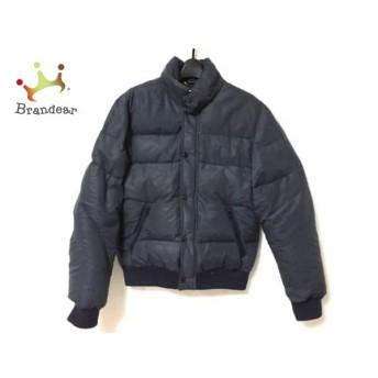 マルタンマルジェラ ダウンジャケット メンズ 30AM02562167 ダークネイビー×ネイビー 冬物 新着 20190515