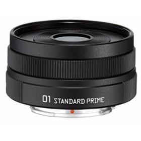 PENTAX 標準単焦点レンズ 01 STANDARD PRIME グレイニーブラック Qマウント 23307 中古品 アウトレット