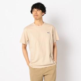 [マルイ] 【PEANUTS×FREDY MAC】スヌーピーワンポイント刺しゅうTシャツ/フレディ&グロスター レディース(FREDY&GLOSTER)