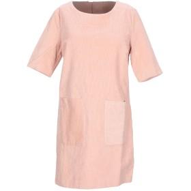 《期間限定セール開催中!》FRNCH レディース ミニワンピース&ドレス ピンク S コットン 100%