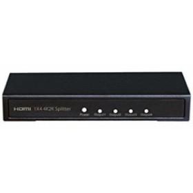 テック THDSP14D-4K 4K対応HDMI4分配器 (THDSP14D4K)