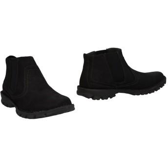 《セール開催中》CATERPILLAR メンズ ショートブーツ ブラック 9 革