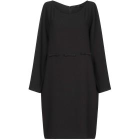 《セール開催中》STEFFEN SCHRAUT レディース ミニワンピース&ドレス ブラック 34 ポリエステル 100%