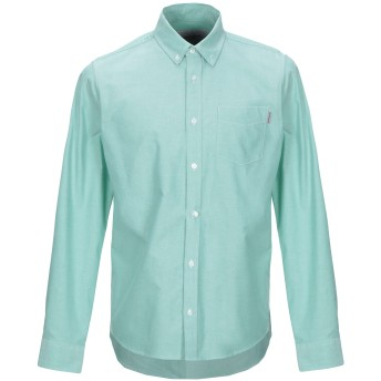 《セール開催中》CARHARTT メンズ シャツ ライトグリーン M コットン 100%