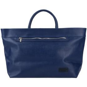 《セール開催中》TRUSSARDI レディース ハンドバッグ ブルー 紡績繊維