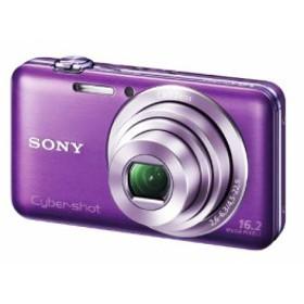 ソニー SONY デジタルカメラ Cyber-shot WX30 (1620万画素CMOS/光学x5) バイオレット DSC-WX30/V 中古品 アウトレット